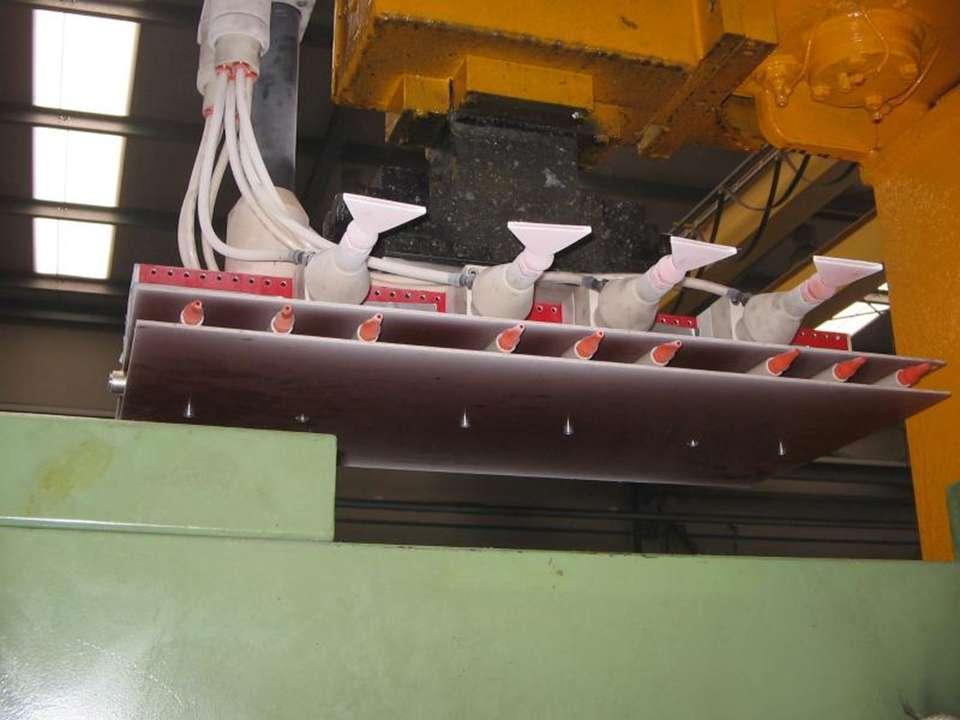 Dry Lab System - Pressofusione di alluminio - Altea Srl