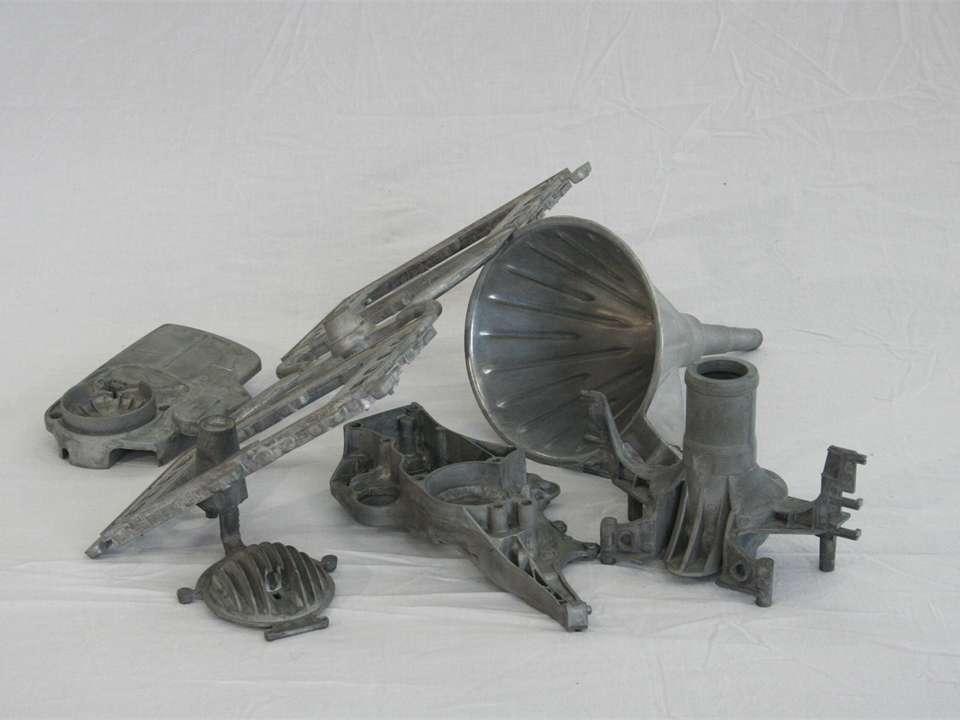 Dry Lab System - Magnesium die-casting - Altea Srl