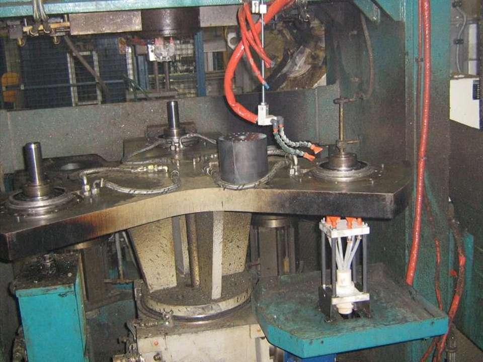 Pressofusione di rotori
